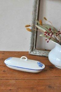 ベルギー製Nimy陶器コーム入れ