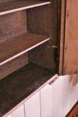 アンティーク ミラー キャビネット 壁掛け 棚 収納 小物入れ 扉