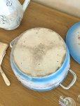 画像19: フランス ハンドペイントホーロー製パン